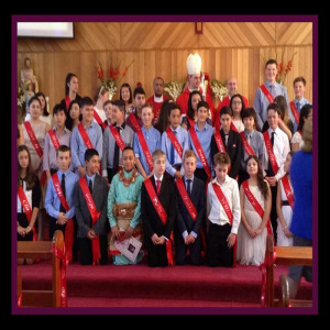 Personalised Church sashes